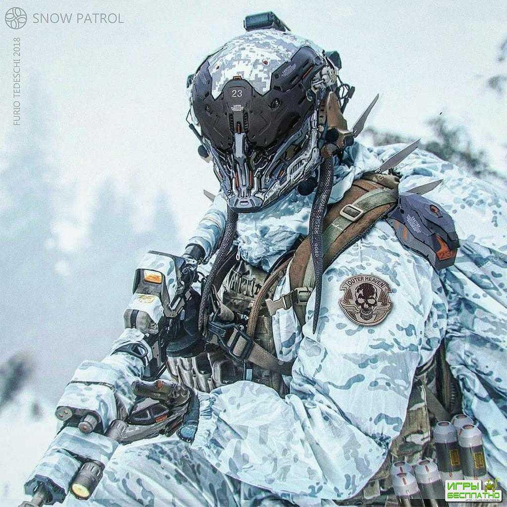 Старший художник концепт-артов Cyberpunk 2077 показал «работы, вдохновленны ...