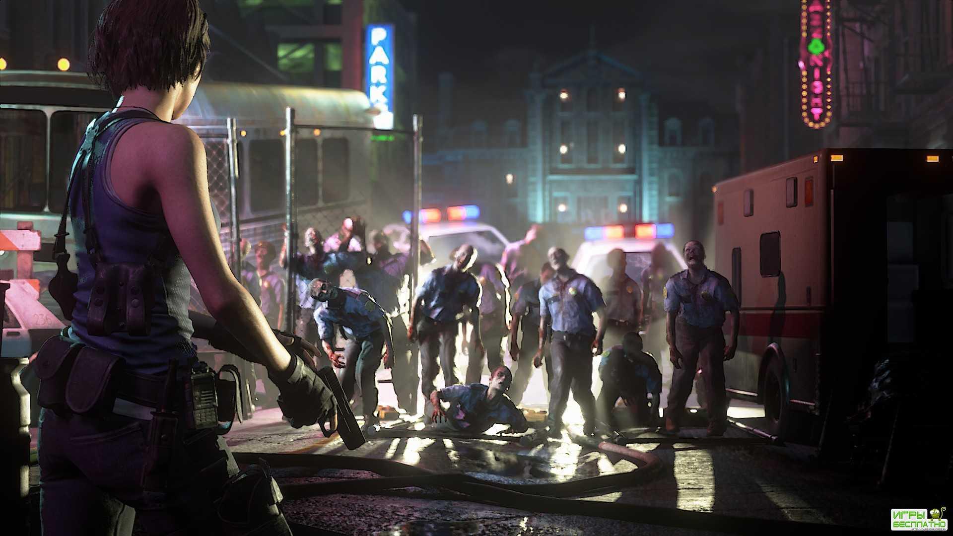 Завтра ожидается появление свежей информации о ремейке Resident Evil 3
