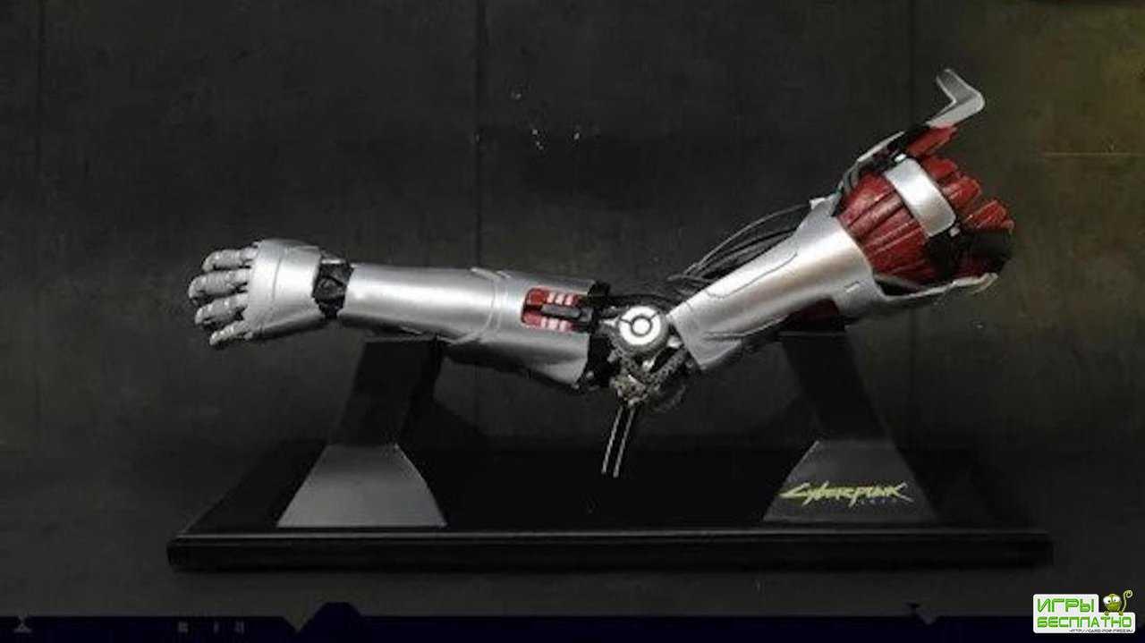 CD Projekt RED будет продавать железную руку Сильверхенда