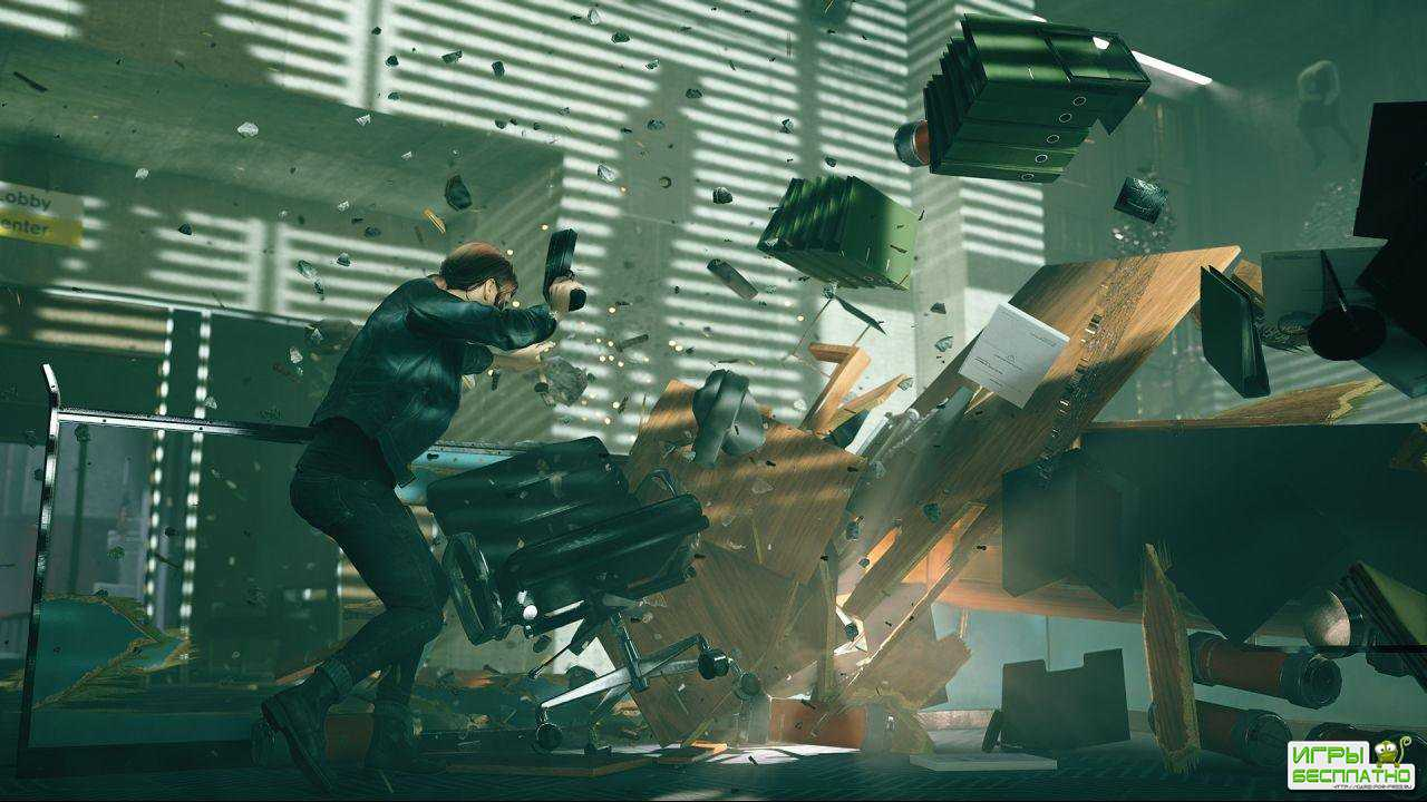 Создатели Control допустили, что игру превратят в кино
