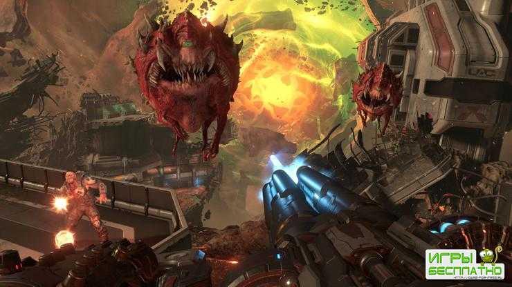 Создатель Doom Eternal о возможном выходе игры на PlayStation 5 и Xbox Seri ...