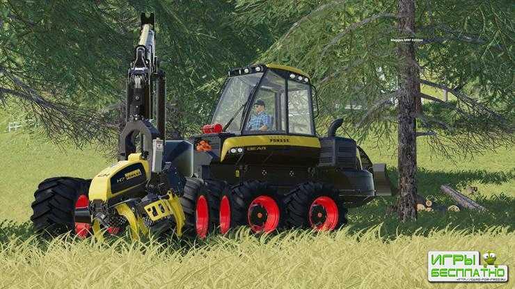 Разработчики Farming Simulator ждут появления PS5 и Xbox Series X