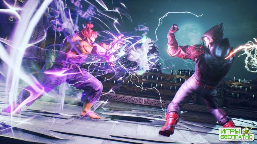 Обновление My Replay & Tips для Tekken 7 выйдет уже 28 января