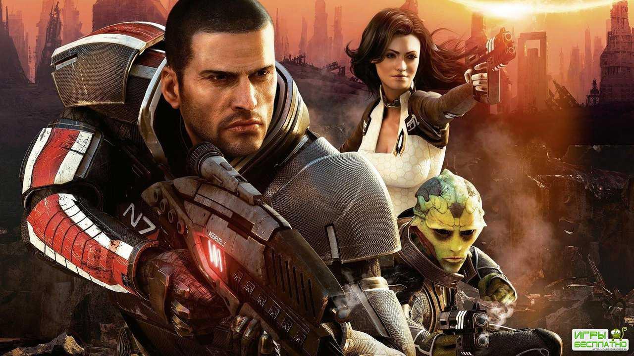 Mass Effect 2 исполнилось десять лет