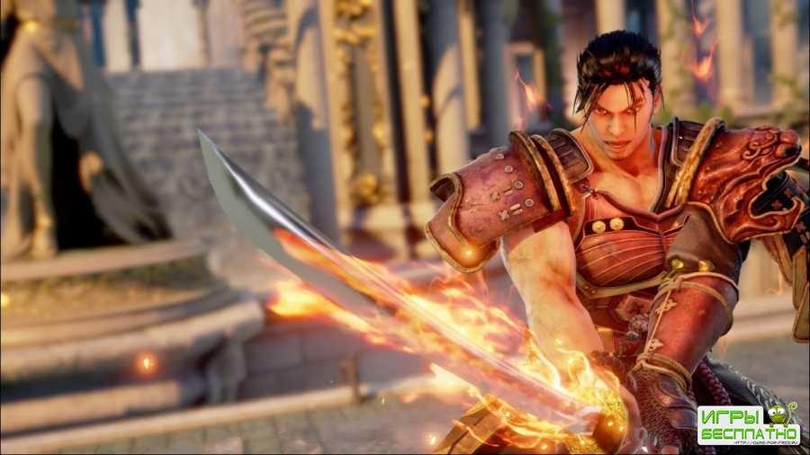Трейлер SoulCalibur VI, посвящённый главному герою Samurai Shodown