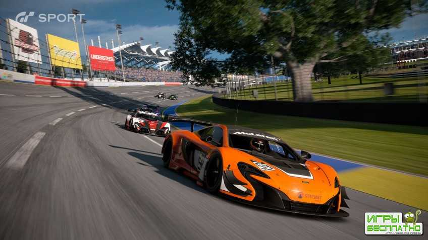 Аудитория Gran Turismo Sport достигла 8,2 млн человек