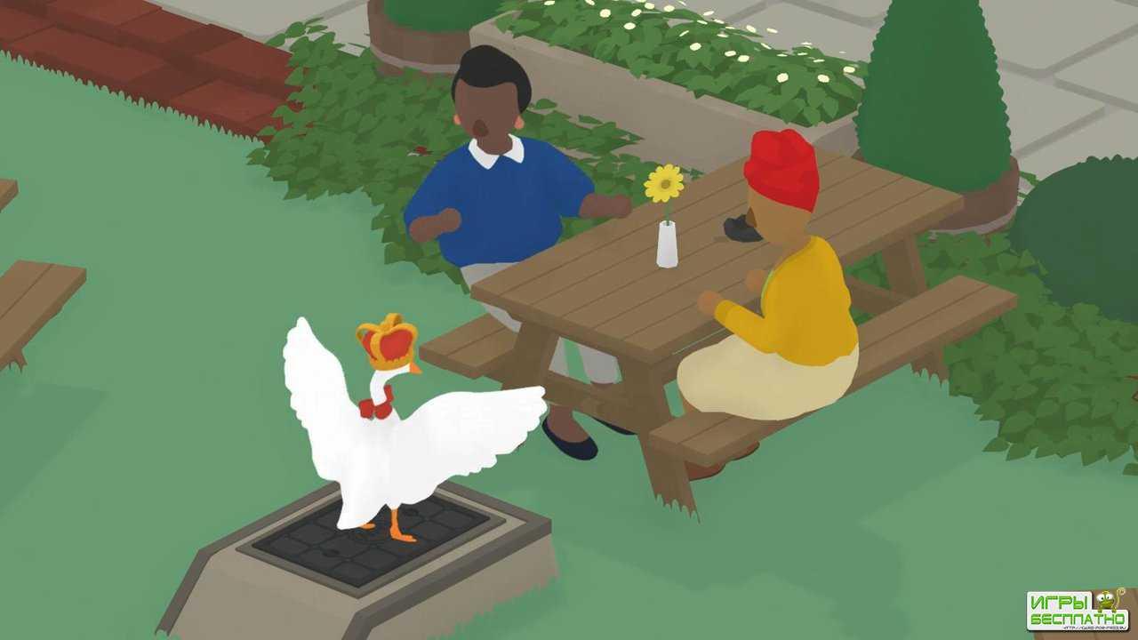 Untitled Goose Game стала игрой 2019 года по версии DICE Awards