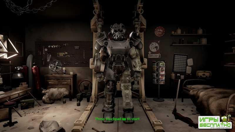 В игре Dreams воссоздали Fallout 4 с диалогами и квестами