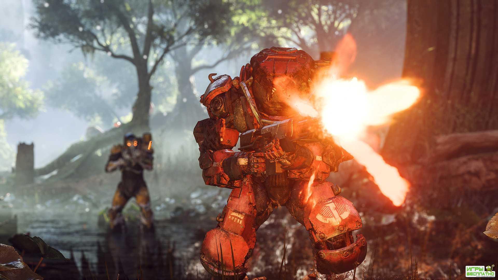 В конце марта пройдёт тестирование Predator: Hunting Grounds на PS4 и PC