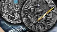 В Польше создали чеканную монету