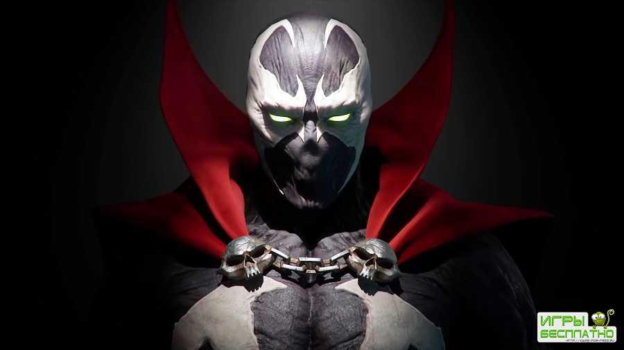 Авторы Mortal Kombat 11 представили геймплейный трейлер Спауна