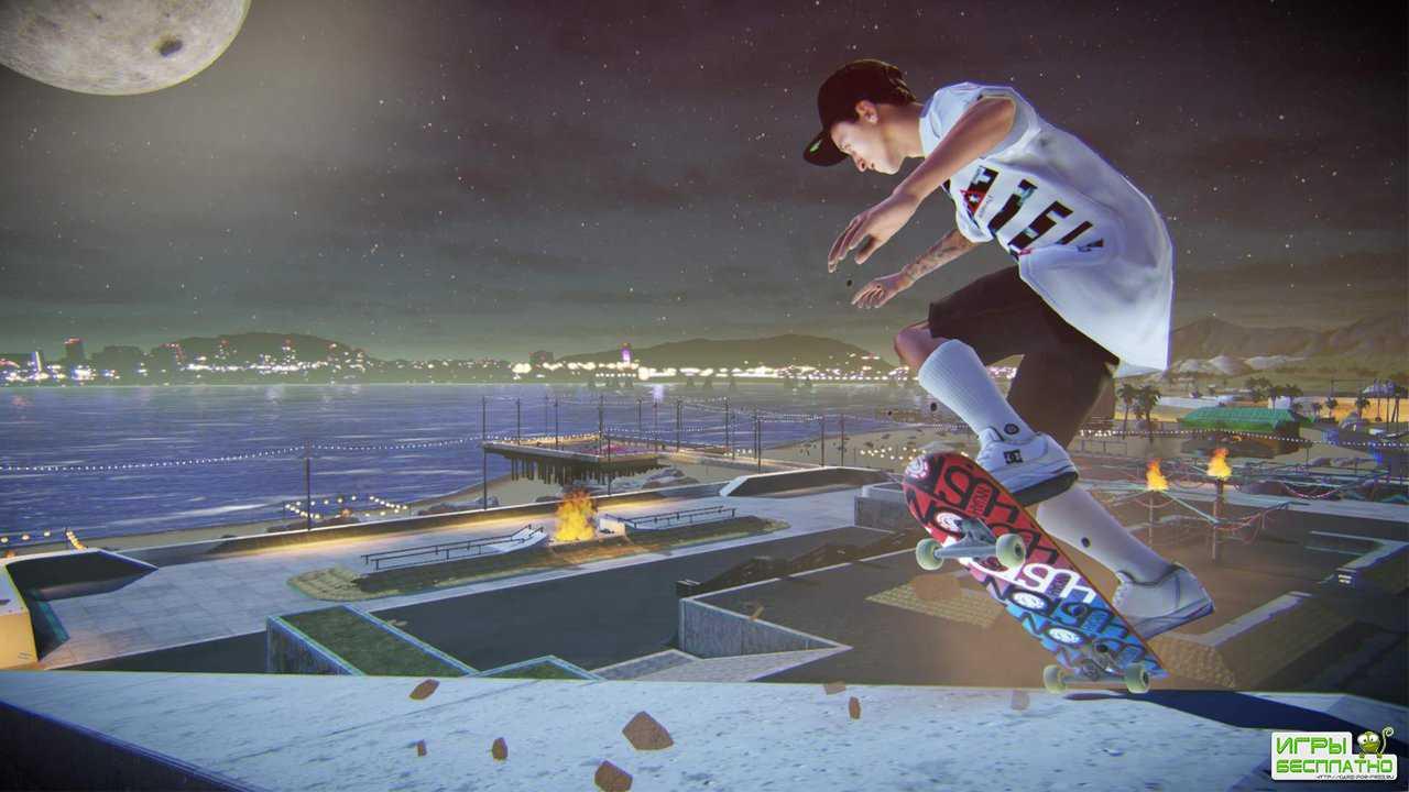 Tony Hawk's Pro Skater уже в разработке