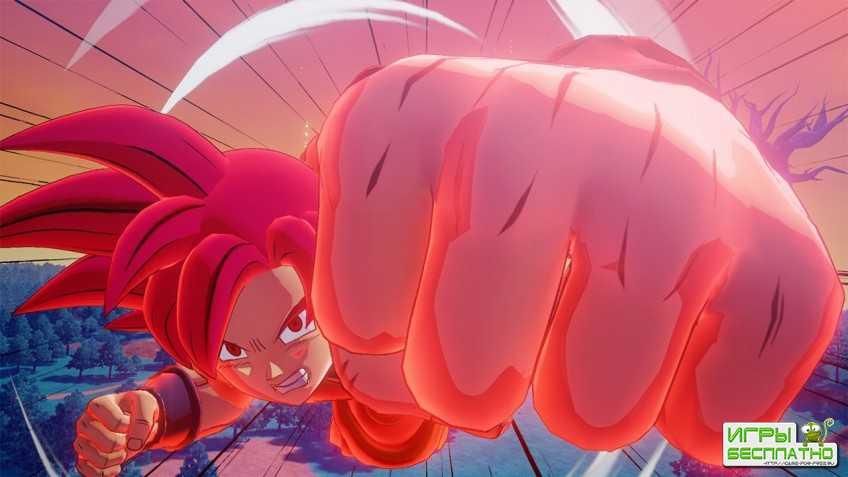 К Dragon Ball Z: Kakarot уже вышло первое DLC