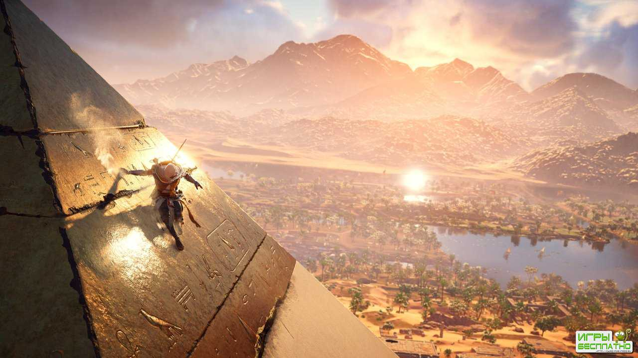 Актер озвучки Assassin's Creed Origins предупредил о грядущих анонсах