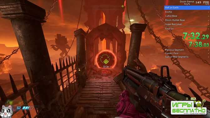 Спидраннер прошел Doom Eternal за 90 минут