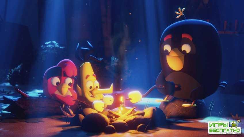 На Netflix выйдет мультсериал по Angry Birds