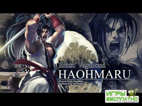 Хаомару появится в SoulCalibur VI уже 31 марта