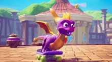 В разработке новая часть Spyro the Dragon