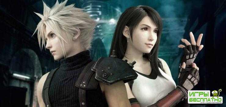 Square Enix уверена в успехе Final Fantasy VII Remake. Обзоры опубликуют пе ...