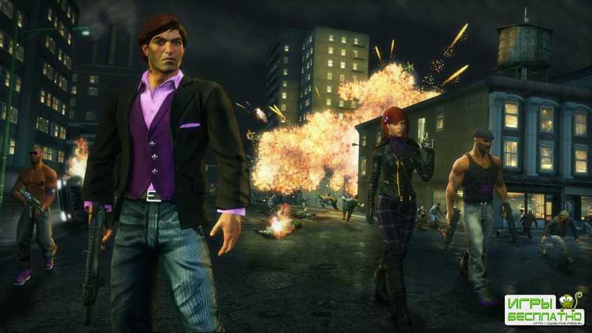 Ремастер Saints Row: The Third для PS4, Xbox One и PC получил возрастной ре ...