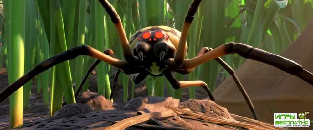 Сурвайвал в микромире — 44 минуты геймплея Grounded от Obsidian