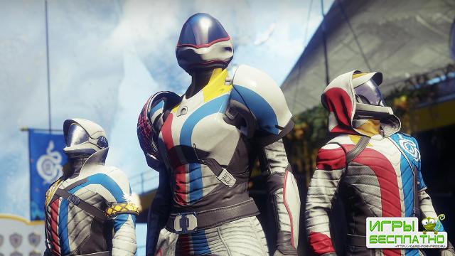В Destiny 2 пройдут Олимпийские игры