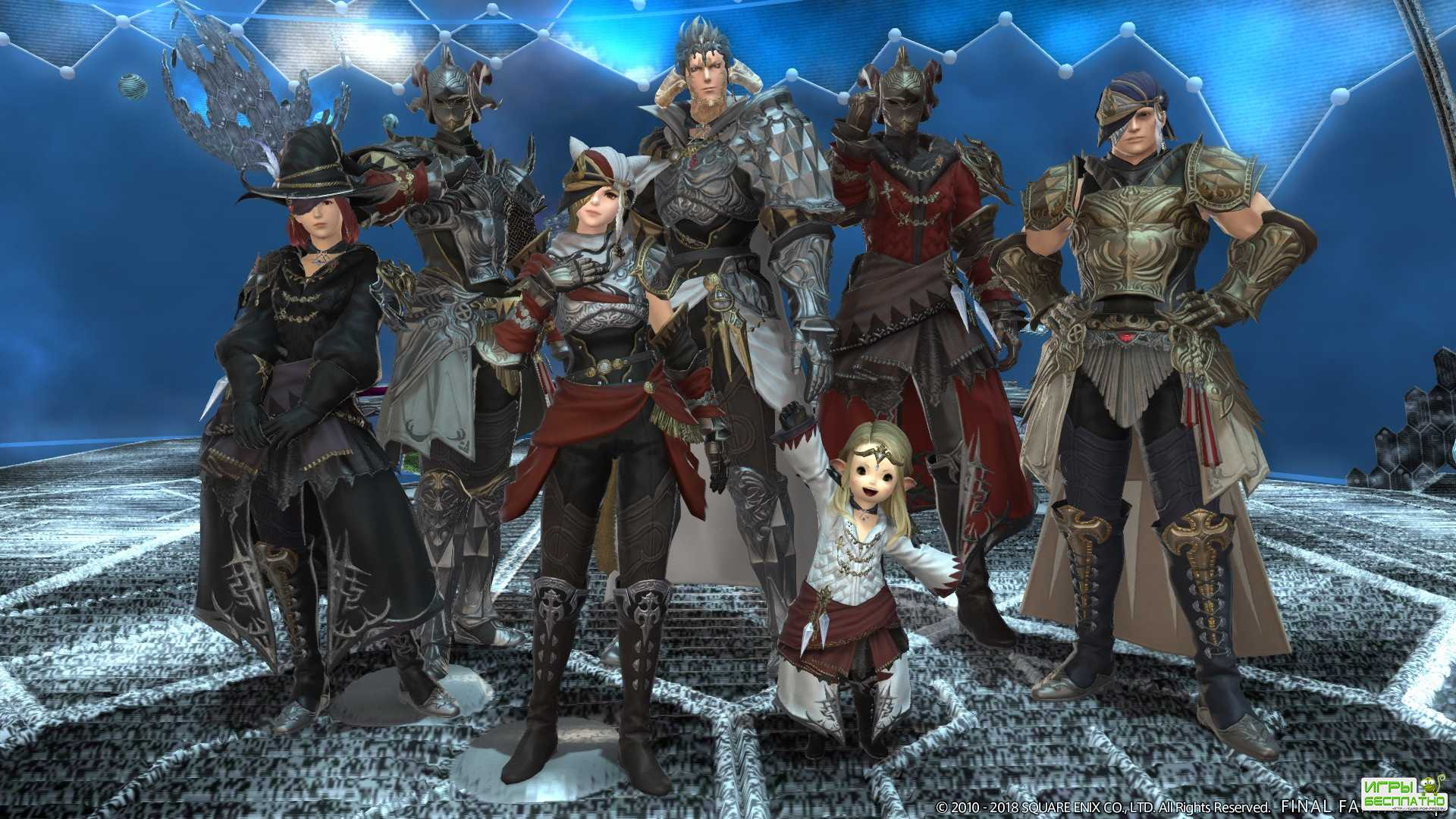 Сюжет Final Fantasy XIV сократят, чтобы игроки могли быстрее прокачаться