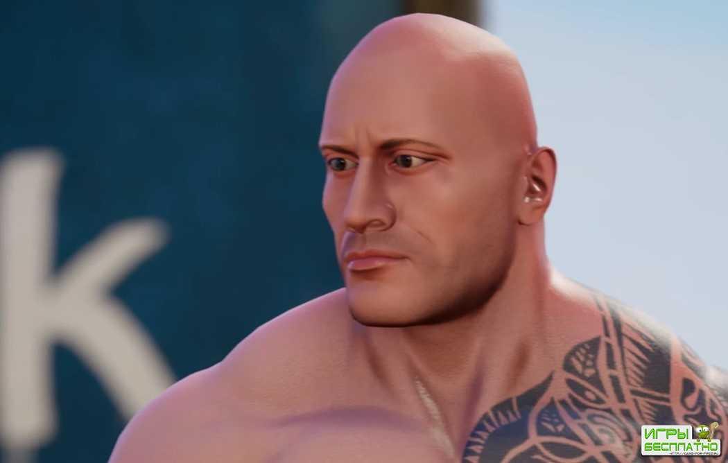 В этом году симулятор WWE 2K заменит аркадный броулер от Saber Interactive