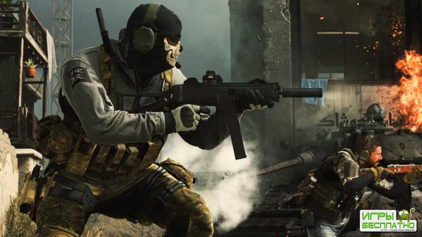 Пары добавят в Call of Duty: Warzone, но сначала надо исправить кое-какие б ...