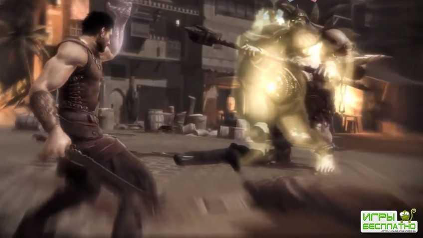На YouTube нашли кадры отменённого перезапуска Prince of Persia от 2011 года