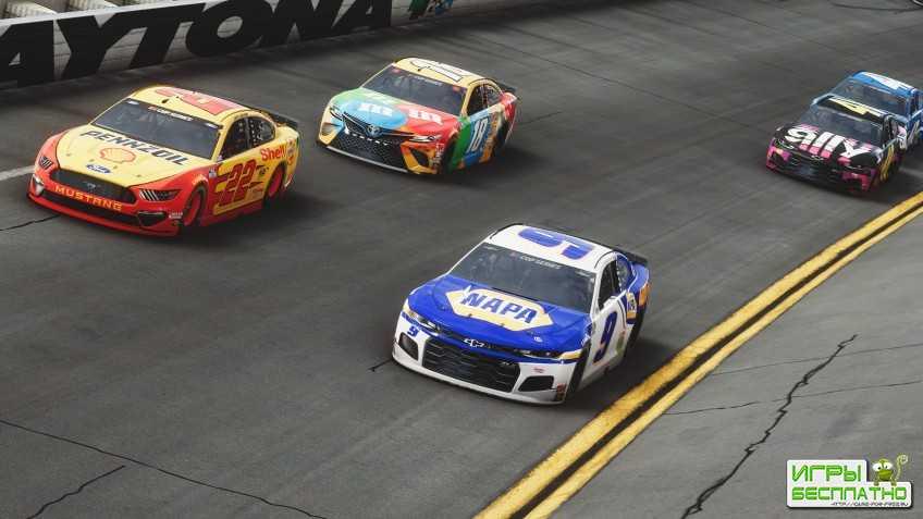 NASCAR Heat 5 получила дату релиза