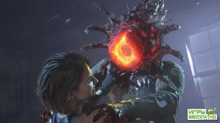 Немезиса в ремейке Resident Evil 3 изменили для связи с Resident Evil 4