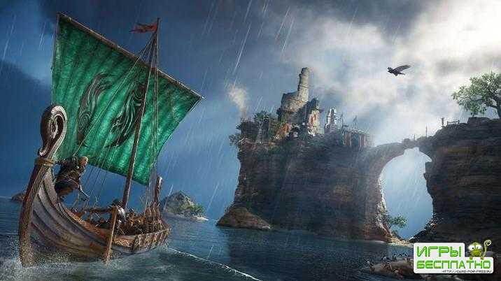 Assassin's Creed: Valhalla: подробности об экипаже корабля и системе развит ...
