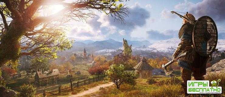 Аванпостов хватит всем – карта Assassin's Creed Valhalla больше, чем карта  ...