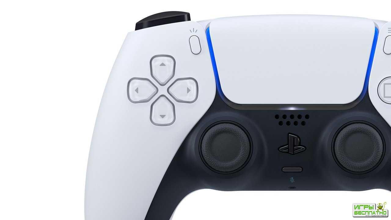 На кончиках пальцев DualSense от PS5