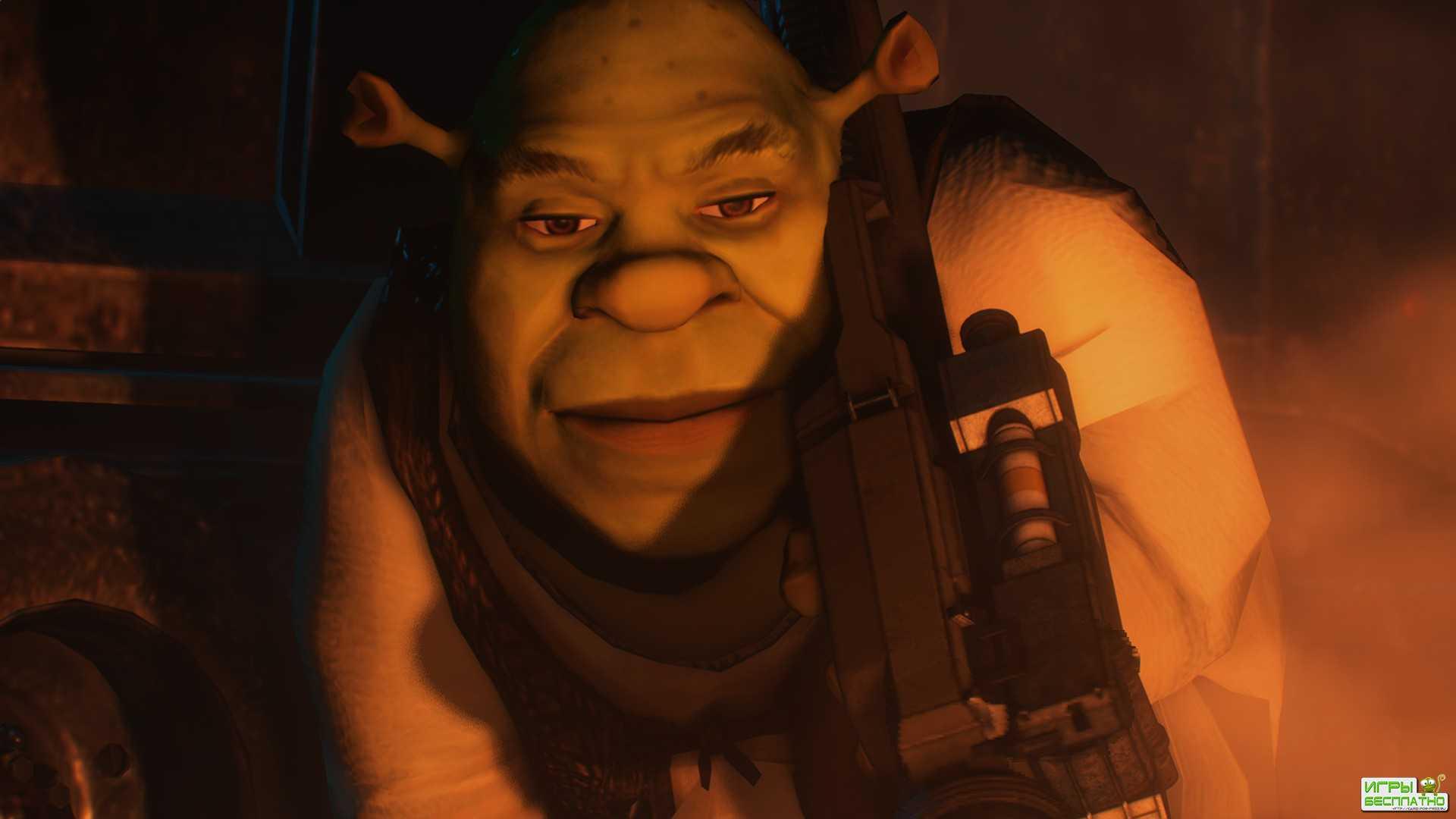 Такого вы точно не ждали: Шрек появился в Resident Evil 3