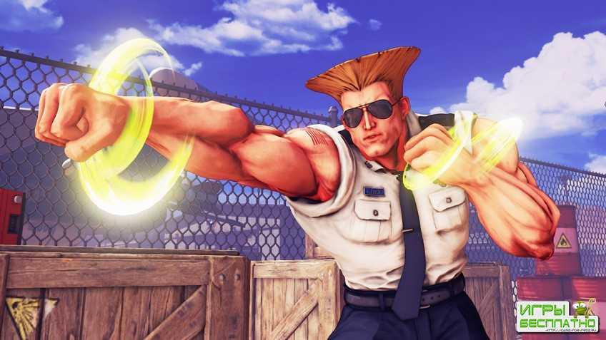 Анонсирован финальный сезон Street Fighter V — «V»