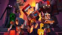 Весело и легко: появились первые оценки Minecraft: Dungeons