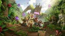 Minecraft Dungeons: игрок нашёл информацию о будущих дополнениях