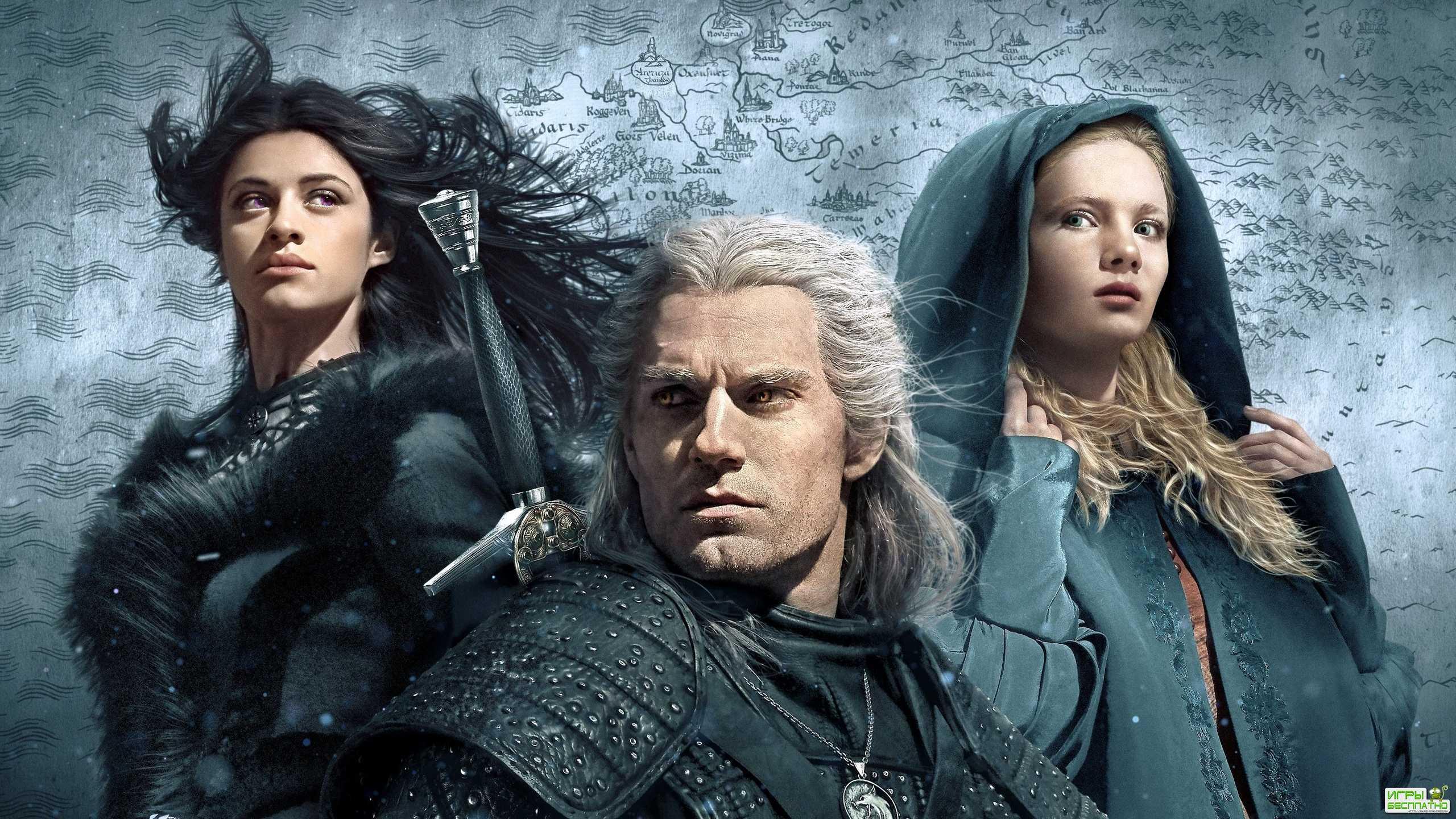 В Великобритании могут возобновить съемки второго сезона «Ведьмака»