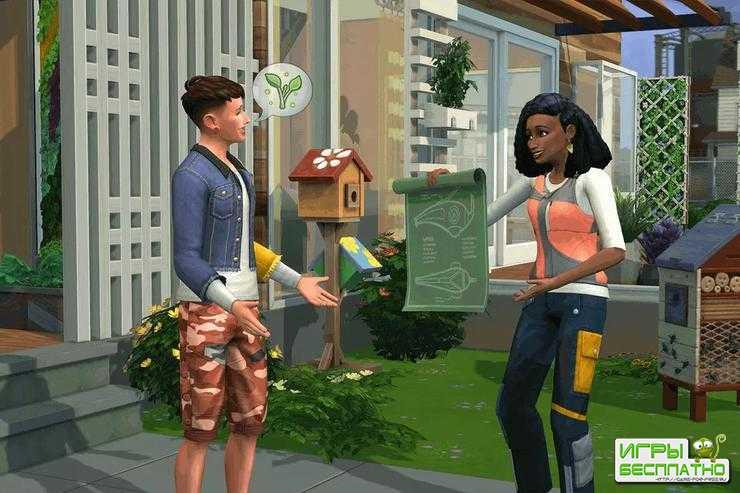 В The Sims 4 можно убивать и потом поедать других симов