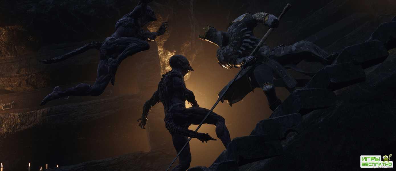 Mortal Shell - новая игра в стиле Bloodborne - пропускает Steam