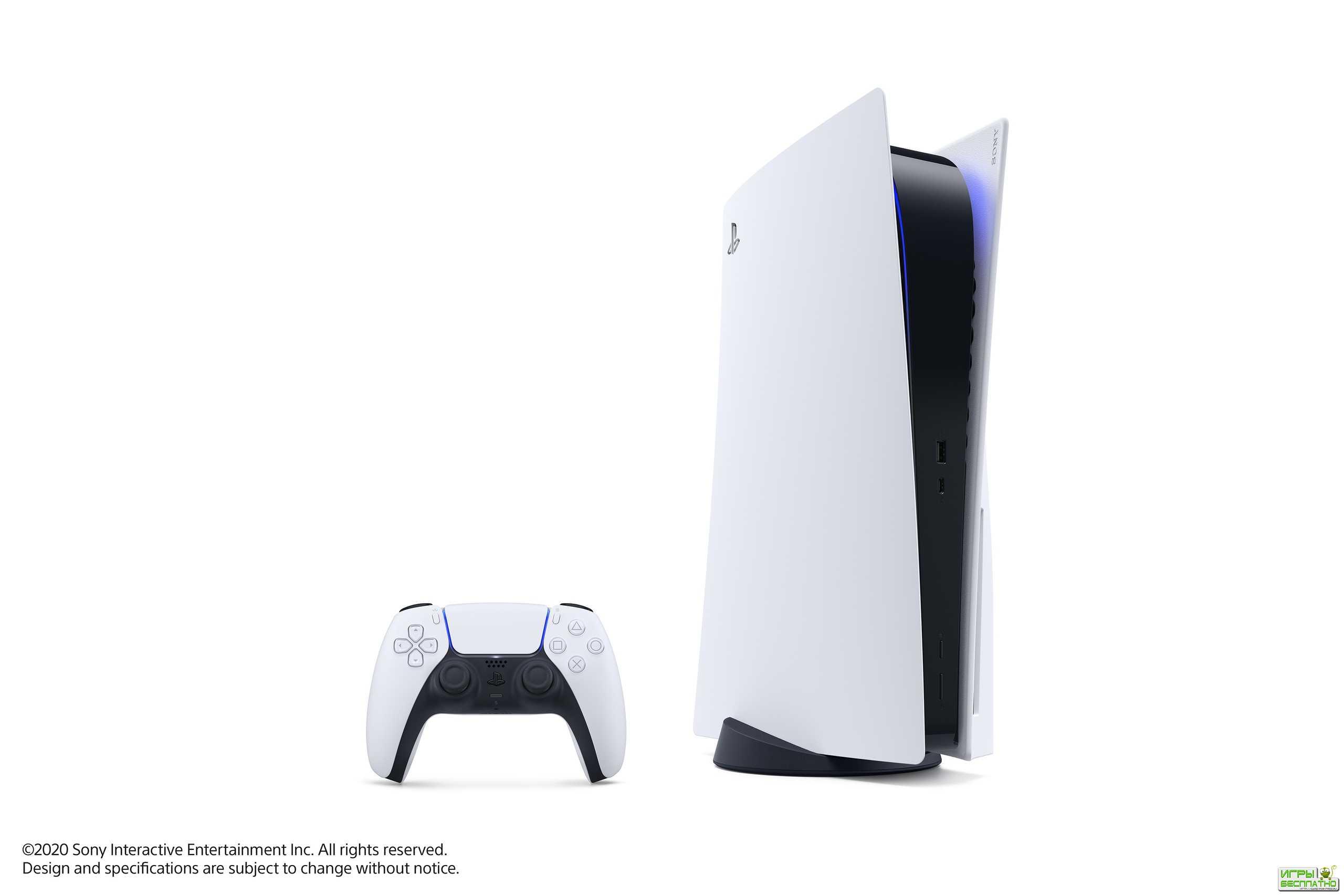 PlayStation 5 будет с новым интерфейсом