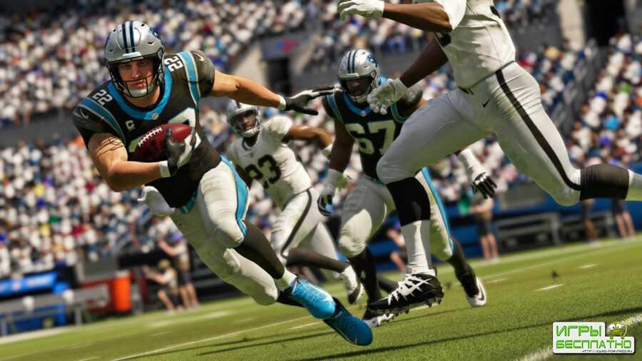 EA таки показала геймплейный трейлер Madden NFL 21, которая выйдет и в Steam