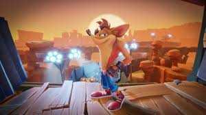Crash Bandicoot 4 анонсирован