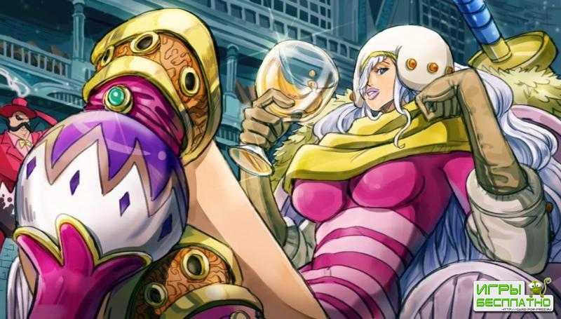 Шарлотта Смузи в новом геймплейном трейлере One Piece: Pirate Warriors 4