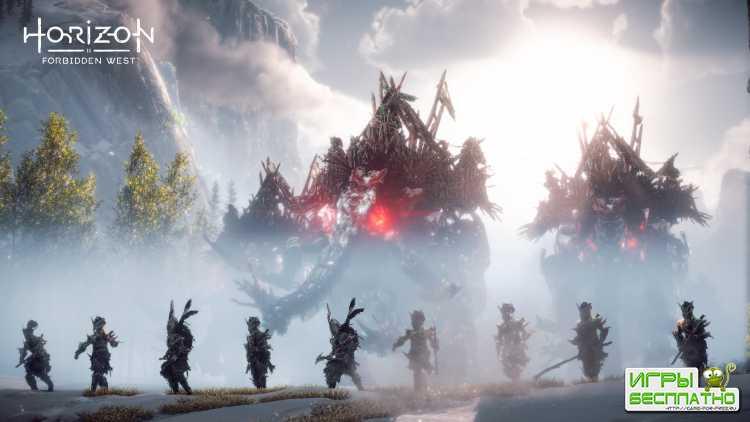 Разбираем графику Horizon Forbidden West - эксклюзива PlayStation 5: Эволюц ...