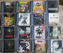 Фанат оформляет диски для PS4 в стиле оригинальной PlayStation