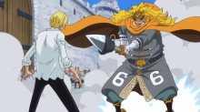 Винсмок Джадж станет новым DLC-персонажем One Piece: Pirate Warriors 4