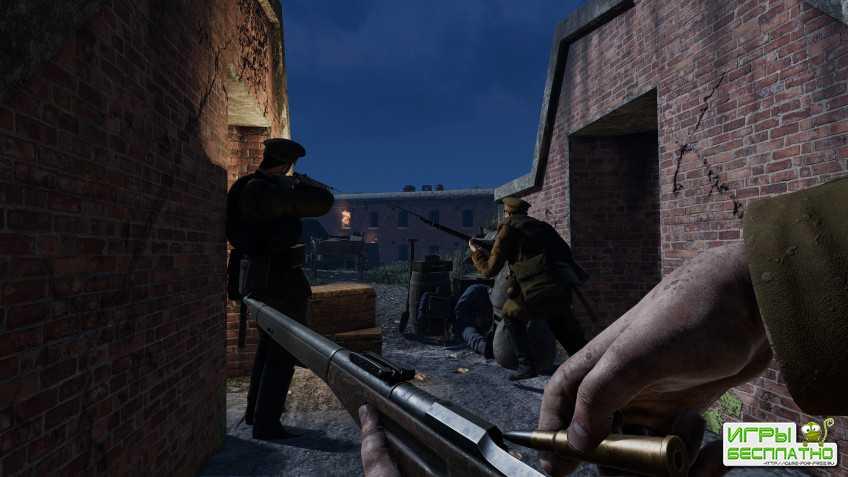 Tannenberg выходит на PlayStation 4 и Xbox One